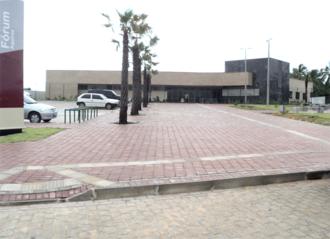Aquiraz - Square in front of the Municipal Hall