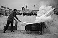 Arba'een In Mehran City 2016 - Iran (Black And White Photography-Mostafa Meraji) اربعین در مهران- ایران- عکس های سیاه و سفید 16.jpg
