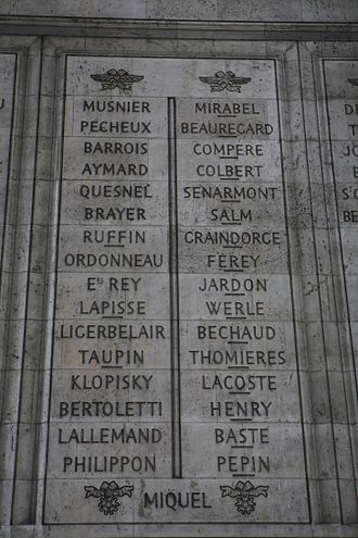 Jean-Baptiste Salme - SALM is name 6 on Column 38.