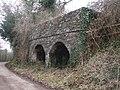 Arches near Pant-gwyn Farm - geograph.org.uk - 1700992.jpg