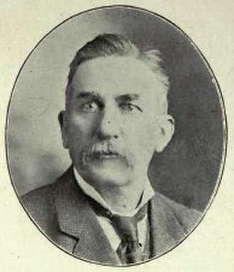 Archibald Campbell (Canadian politician) - Image: Archibald Campbell (politician)