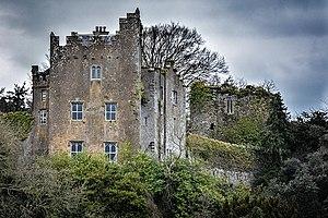 Ardfinnan Castle - Ardfinnan Castle, Ardfinnan.
