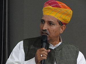 Arjun Ram Meghwal - Image: Arjun Meghwal