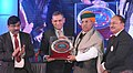Arjun Ram Meghwal at the 61st Annual Day of National Projects Construction Corporation Ltd. (NPCC), A PSU under the Ministry of WR, RD & GR, in New Delhi (4).jpg