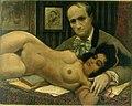 Armand Rassenfosse - Baudelaire Et Sa Muse.jpg