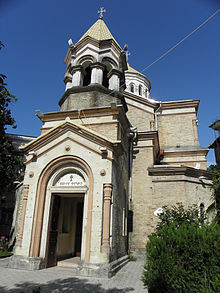 Armenian church in Batumi, general view.jpg