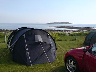 camping in Arran