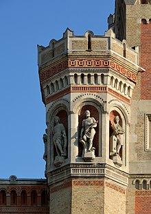 Arsenal Heeresgeschichtliches Museum Fassadendetail-DSC 7923w.jpg