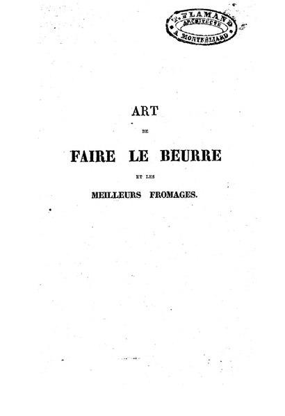 File:Art de faire le beurre et les meilleurs fromages, 1833.djvu