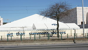 Tim Etchells - Art that summons shivers, Lisbon