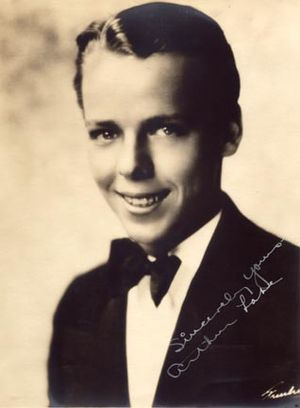Arthur Lake (actor) - Image: Arthurlake