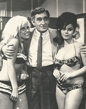Arturo Dominici - Dominici in I due evasi di Sing Sing (1964)