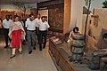 Arun Goel Visits Science And Technology Heritage Of India Gallery With NCSM Dignitaries - Science City - Kolkata 2018-09-23 4342.JPG