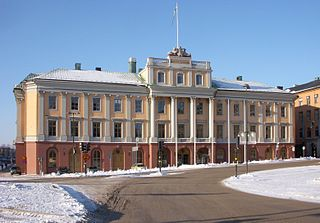ministry of the Swedish Government