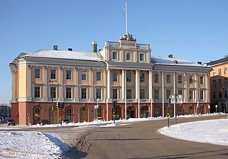 Ministry for Foreign Affairs (Sweden) - Image: Arvfurstens palats 2011a