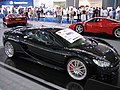 Ascari KZ1 Right Side at British International Motor Show 2006.jpg