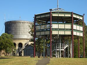 Ashbury, New South Wales - Peace Park