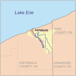 Ashtabula (Ashtabula River)