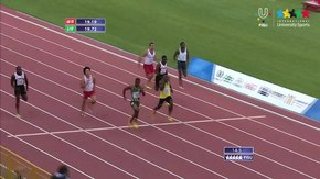 File:Athletics Men's 200 Final - 27th Summer Universiade 2013 - Kazan (RUS).webm