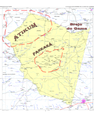 Atikum - Image: Atikum e Pankará