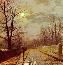 Atkinson Grimshaw 1836-1893 - British Victorian-era painter - Tutt'Art@ (62).jpg