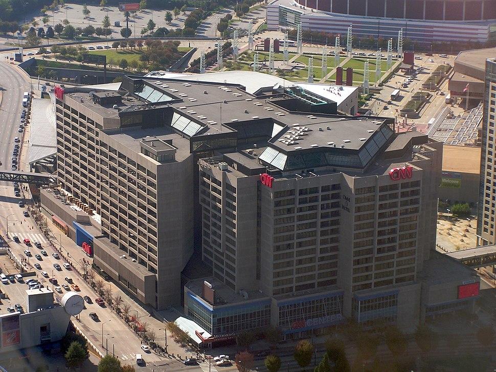 Atlanta-cnn-center-aerial