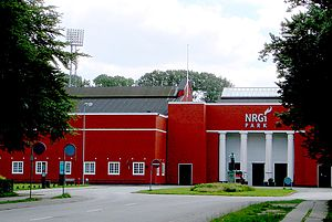 Aarhus Idrætspark - Image: Atletion