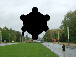 SABAM - Image: Atomium 010 censored
