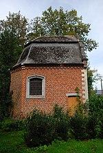 Attenrode - kapel van het kasteel (zijgevel)