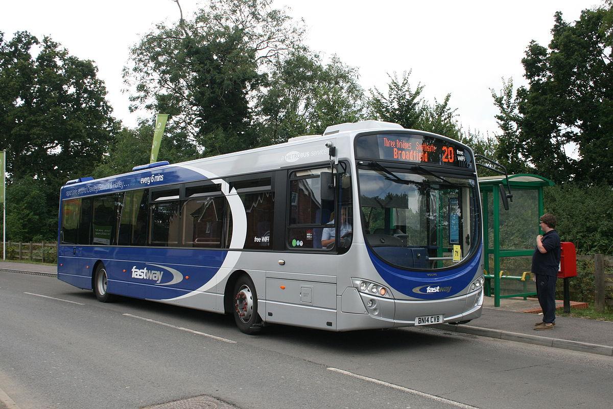 Fastway Bus Rapid Transit Wikipedia