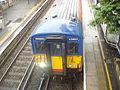 Au Morandarte Flickr South West Trains 455901 on Hounslow Loop Service, Chiswick Station (9589838080).jpg