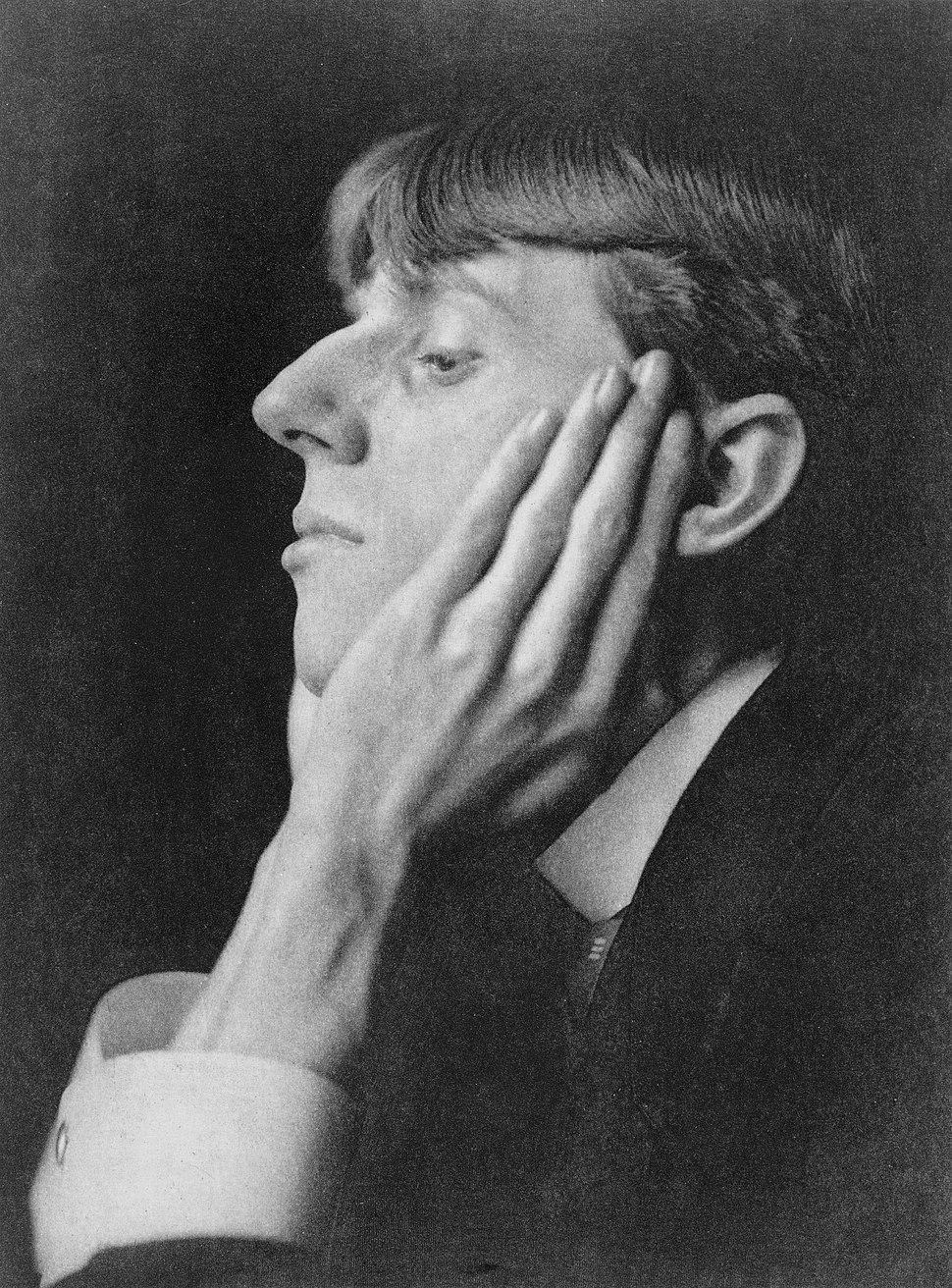 Aubrey Beardsley ca. 1895