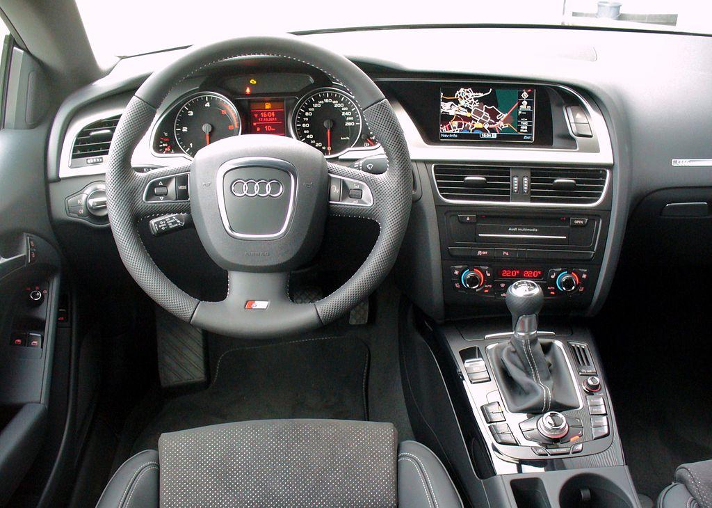 2011 Audi A5 2.0T Premium - Convertible 2.0L Turbo CVT auto