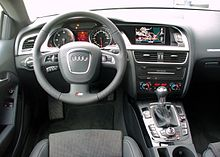 Audi A5 Coupé S line 2.0 TDI Teakbraun Interieur.JPG