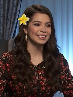 Auliʻi Cravalho American actress and singer