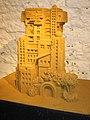 """Ausstellung """"Magic sand"""" mit Sandskulpturen nach Disney-Filmen in der Festung Dinant.JPG"""