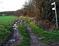 Austage End Byway - geograph.org.uk - 319163.jpg