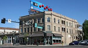 National Register of Historic Places listings in northeast Denver - Image: Austin Building