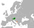 Austria Montenegro Locator.png