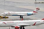 Austrian Airlines, OE-LVO, Fokker F100 (30633320303).jpg
