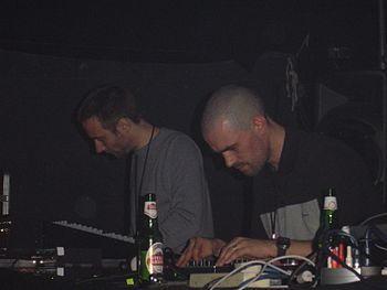 Autechre live at SeOne club, London