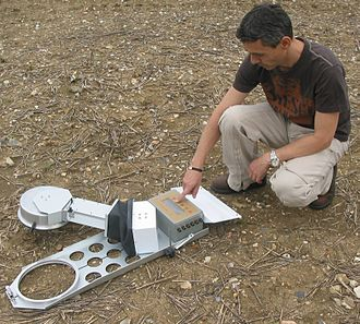 Soil respiration - An automated soil CO2 exchange system