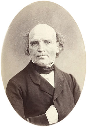 Louis Auvray - Louis Auvray (c.1860)