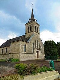 Avocourt Église Saint-Blaise.JPG