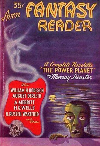 Avon Fantasy Reader - Image: Avon Fantasy Reader 1