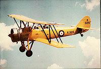 Εκπαιδευτικό Αεροσκάφος Avro 621