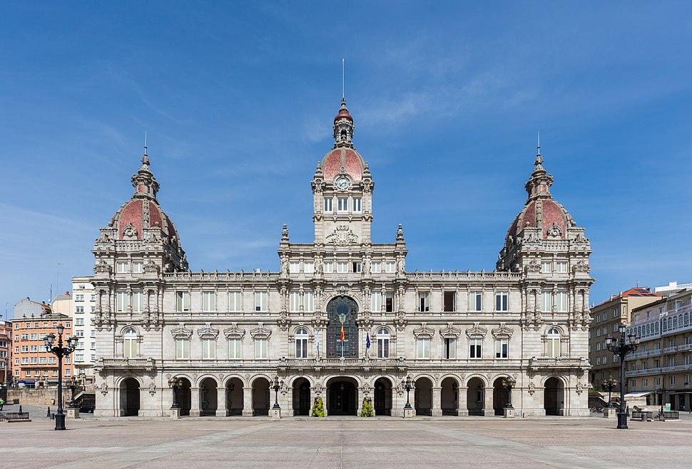 Ayuntamiento, La Coruña, España, 2015-09-25, DD 44