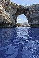 Azure Window (from sea) - panoramio.jpg