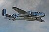 B-25J Pacific Prowler flying.jpg