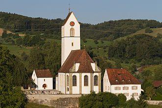Herznach - St. Nikolaus Church